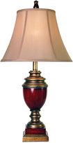 Stylecraft Classic Lines Of Bronze Gamet Urn Buffet Table Lamp