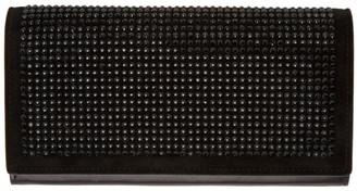 Giuseppe Zanotti Black Leather Studded Clutch
