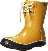 Bogs Women's Urban Farmer Two-Eye Lace Waterproof Boot