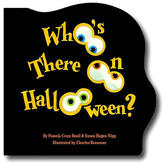 Who's There on Halloween? Board Book
