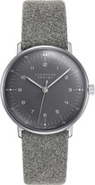 Junghans 027/3602.00 Max Bill felt watch