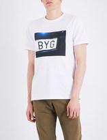A.P.C. Byg cotton-jersey T-shirt