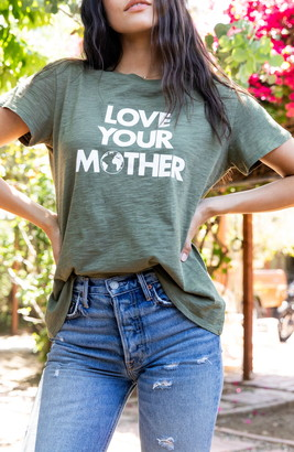 Sub Urban Riot Love Your Mother Graphic Tee