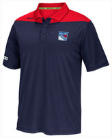Reebok Men's New York Rangers Statement Polo