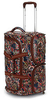 Sakroots Artist Circle Rolling Carry-On Duffel