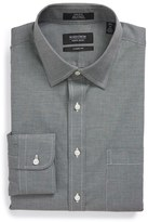 Nordstrom Men's Big & Tall Classic Fit Non-Iron Solid Dress Shirt