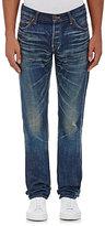 PRPS Men's Washed Cotton Jeans-Grey Size 31