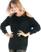 Sole Society Riley Bare Shoulder Sweater