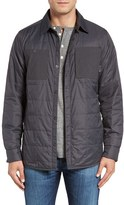 Mountain Hardwear Men's Mountain Hardware 'Trekkin' Lightweight Quilted Shirt Jacket