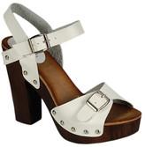Refresh Alisa Buckle Strap High Heel Sandal