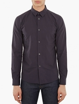 A.p.c. Navy Cotton Casual Shirt