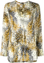 Marni Haze print blouse - women - Silk - 40