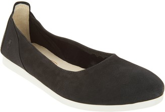 Fly London Leather Slip-on Shoes - Yaho