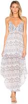 Gypsy 05 Cross Back Maxi Dress