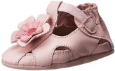 Robeez Kids' Pink Pretty Pansy Soft Sole-K
