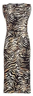 Rachel Comey Women's Medina Tiger Sheath Dress