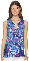 Lilly Pulitzer Essie Top Women's Clothing