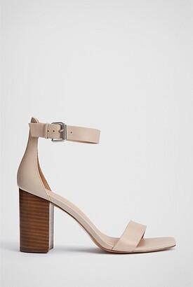 Witchery Savannah Leather Heel