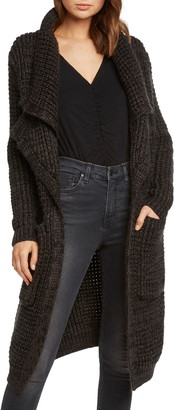 Willow & Clay Oversized Long Cardigan