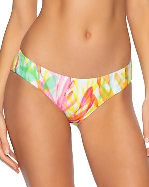 Becca by Rebecca Virtue Coral Reef Printed Bikini Bottom