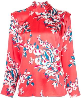 Roksanda Aluna floral print blouse