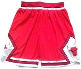 SnoKKe Men's Basketball Shorts Red XL