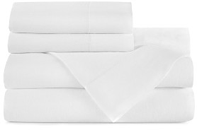 Peacock Alley Classico Fitted Sheet, Queen