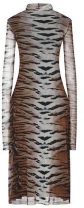 VIRNA DRO 3/4 length dress