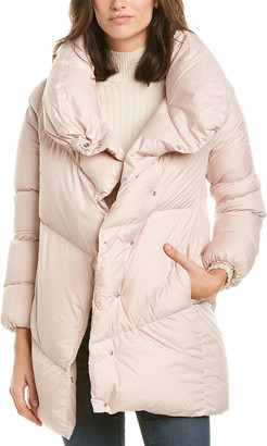 ADD Hooded Short Jacket