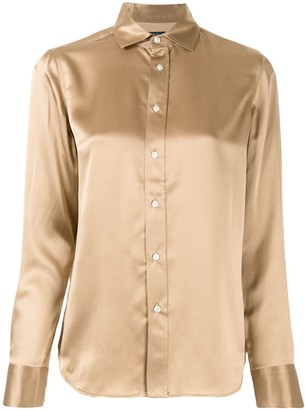 Polo Ralph Lauren Satin Blouse