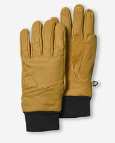 Eddie Bauer Mountain Ops Leather Gloves