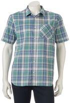 Vans Men's VansPlaid Button-Down Shirt