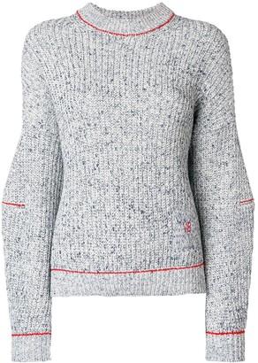 Victoria Beckham drop sleeve jumper