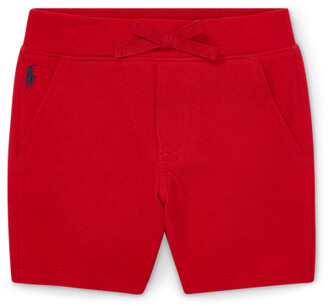 Ralph Lauren Cotton Mesh Pull-On Short