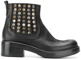 Strategia studded Chelsea boots