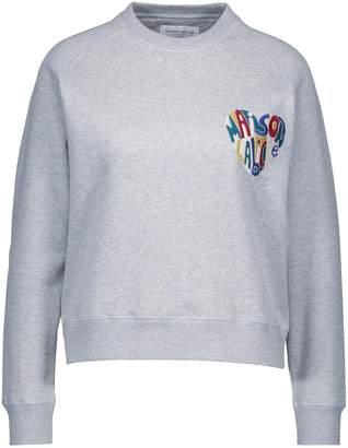 Maison Labiche Maisonlabichelovesyou sweatshirt