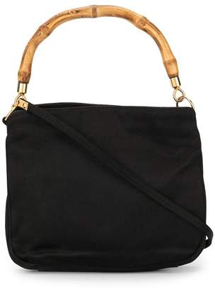 Gucci Pre Owned bamboo handle tote