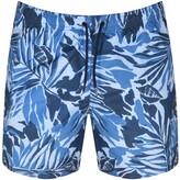 Thumbnail for your product : Giorgio Armani Emporio Swim Shorts Blue