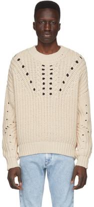 Isabel Marant Off-White Nuko Sweater