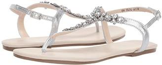 Touch Ups Paula (Silver) Women's Shoes
