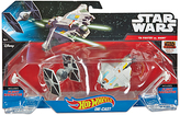 Hot Wheels Star Wars Die-Cast Vehicles, Pack of 2, Assorted