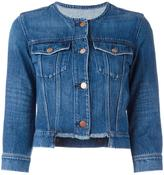 J Brand Catesby denim jacket - women - Cotton - L