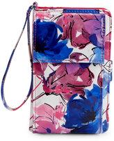 Mundi Floral Phone Wristlet