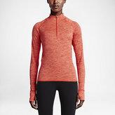 Nike Element Sphere Half-Zip Women's Running Shirt