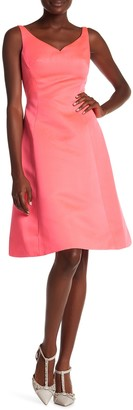 Kate Spade Classic Fit & Flare Dress