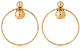 Laura Lombardi Orbita Hoop Earrings