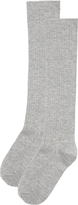 Accessorize Ribbed Knee High Socks