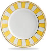 Noritake Carnivale Cake 21cm Plate in Yellow