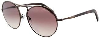 Tom Ford Unisex Jessie 54Mm Sunglasses