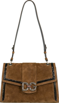 Dolce & Gabbana Amore Top Handle Shoulder Bag
